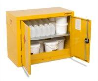 900x465x700 Hazardous Floor Cupboard