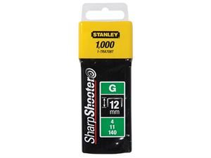 TRA708T Heavy-Duty Staples 12mm Pack 1000