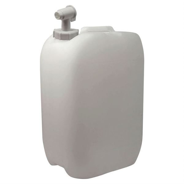 25Litre Plastic Water Container with Tap