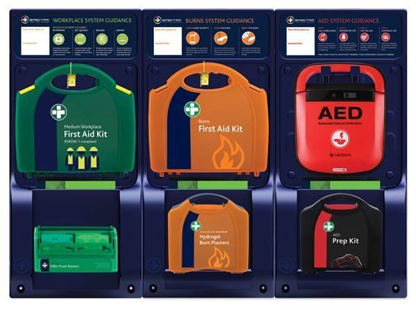 Spectra A15 AED System