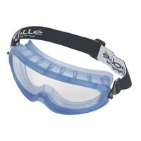 Bolle ATOM Anti Mist Safety Goggles