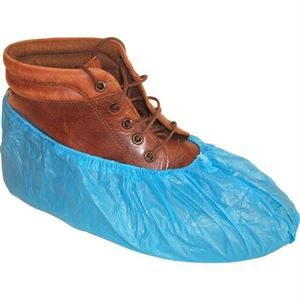 Blue Box Biodegradable Overshoes Box of 100