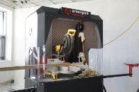 Armorgard Cutting Station 1390x780x1900mm