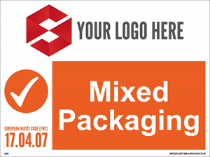 600MM X 450MM Mixed Packaging