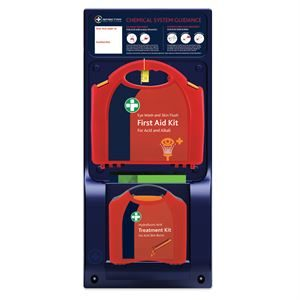 Spectra Chemical Splash First Aid System